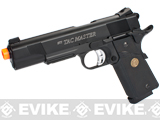 ASG STI Full Metal Tac Master 1911 Airsoft GBB Pistol