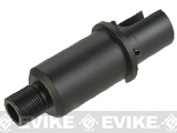 G&P CNC Aluminum Outer Barrel for M4 / M16 Series Airsoft AEG Rifles (Length: 3 / Standard)