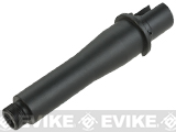 G&P CNC Aluminum Outer Barrel for M4 / M16 Series Airsoft AEG Rifles (Length: 5 / Standard)