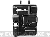 ORT 4x4 by G&P Tactical Seat-Back MOLLE Organizer Cover (Color: Black)