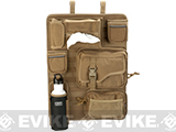 ORT 4x4 by G&P Tactical Seat-Back MOLLE Organizer Cover (Color: Coyote)