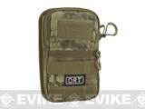 G&P ORT MOLLE Compatible Mobile Pouch (Color: Desert Serpent)