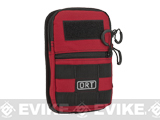 G&P ORT MOLLE Compatible Mobile Pouch - Red