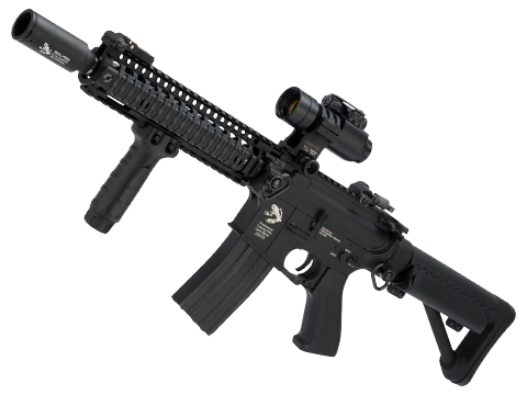 G&P Custom Enforcer 9.5 CQB M4 Airsoft AEG