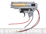 G&P Complete 8mm Reinforced gear box for M4 M16 Airsoft AEG - Tamiya / Rear Wiring