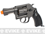 G&G Full Metal G731 CO2 Gas Airsoft Revolver - Black