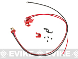 G&P Wiring Switch Assembly For Ver.2 Airosft AEG - Rear Wiring / Standard Deans