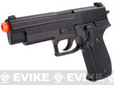 KWA M226 PTP Full Metal Airsoft Gas Blowback Pistol