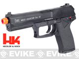 z Heckler & Koch / Umarex Full Metal USP Mk23 SOCOM NS2 Airsoft Gas Blowback Gun by KWA