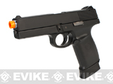 KWC SW40F Model Sigma Full Metal Airsoft CO2 Gas Blowback Pistol