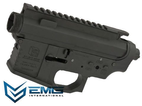 EMG Salient Arms International  Licensed Metal Receiver for M4 Series Airsoft AEGs