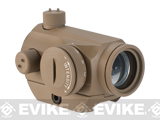 Avengers T1 Micro Reflex Red & Green Dot Sight / Scope (Color: Tan)