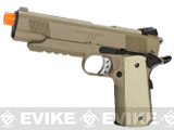 Socom Gear WE Full Metal 1911 Special Unit Airsoft Gas Blowback Pistol w/ Lanyard (Color: Desert)