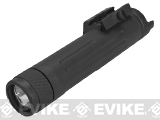 G&P AEG Powerbank with Integrated Flashlight (Color: Black / 11.1v 1200 mAh / without Accessory Rail)