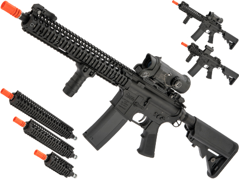 Daniel Defense Transformer M4 Airsoft AEG with QD Front Assembly