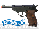 Bone Yard - Umarex Licensed Walther P38 Gas Blowback Airsoft Pistol Manufactured by Maruzen (Store Display, Non-Working Or Refurbished Models)