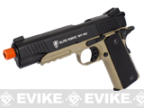 Bone Yard - Elite Force 1911 Tac CO2 Airsoft GBB Pistol (Store Display, Non-Working Or Refurbished Models)