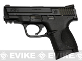 Smith & Wesson Licensed M&P 9C Compact Airsoft GBB Pistol by VFC (Package: Add Suppressor)