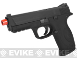 "WE-Tech Toucan ""Big Bird"" Airsoft GBB Pistol - Black"