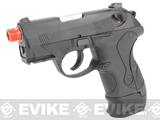 Bulldog Compact Airsoft Gas Blowback GBB Pistol by WE (2 Mag Packge) - Black