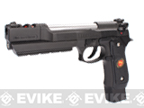 WE-Tech Barry Burton Custom Biohazard M9 Limited Edition Airsoft Gas Blowback Pistol - Full Auto