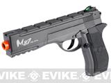 WinGun Full Metal M87 CO2 Airsoft Gas Non-Blowback Pistol