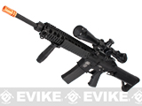 G&P Navy SEAL Custom Airsoft AEG Rifle w/ M1 Sniper Scope