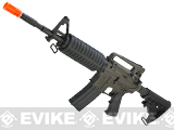 Bone Yard - King Arms Full Metal Fully Licensed Colt M4 Carbine / CQB SBR Airsoft Gas Blowback GBB Rifle (Store Display, Non-Working Or Refurbished Models)