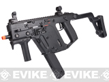 KRISS Vector Full Size Airsoft GBB SMG by KWA - Black