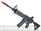 KWA Full Metal Magpul PTS LM4 Airsoft GBB Gas Blowback Rifle - Black