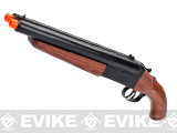 KJW Mad Max Full Metal / Real Wood Airsoft Double Barrel Gas Shotgun
