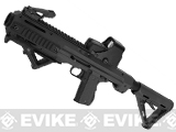 Matrix MEU Carbine Rapid Deployment Series Airsoft Rifle - Black