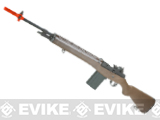 Full Size Gas Blowback M14 Full Metal Airsoft Sniper Rifle by WE Tech