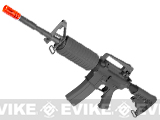 WE Open Bolt Full Metal M4 Airsoft Gas Blowback GBB Rifle - Black