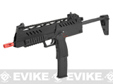 Pre-Order Estimated Arrival: 03/2014 --- WE-Tech SMG-8 (NG3) Airsoft GBB Sub Machine Gun - Black