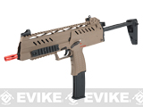 Pre-Order Estimated Arrival: 03/2014 --- WE-Tech SMG-8 (NG3) Airsoft GBB Sub Machine Gun - Tan