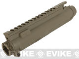 G&G Combat Machine Replacement Polymer Upper Receiver For Non-Blowback M4 AEGs - Tan