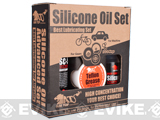 AIM Advanced Silicone Oil / Grease / Spray Set