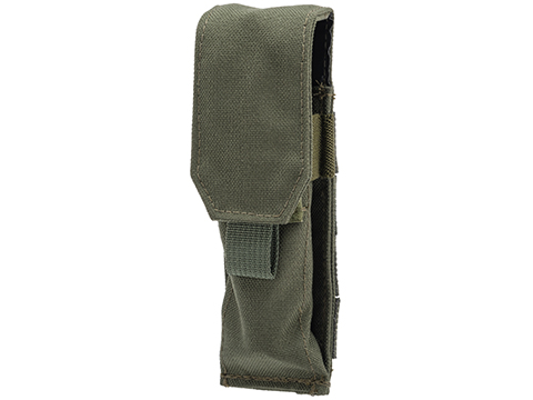 Grey Ghost Gear Flashlight Pouch (Color: OD Green)