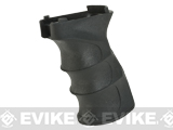 Matrix G27 Type Ergonomic Motor Grip for AK74 Series Airsoft AEG Rifles - Black