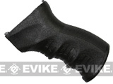 APS US Type Ergonomic Motor Grip for AK Series Airsoft AEG - Black