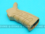 G&P I.A. Ergonomic Motor Grip For M4 / M16 Series Airsoft AEG w/ Heat Sink - Sand