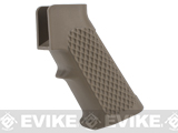 G&P Golf Ball Pistol Grip for M4 / M16 Airsoft AEG Rifles (Color: Sand)