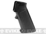 Stock High Grade M4 M16 Airsoft AEG Motor Grip w/ Heat Sink by A&K G&P G&G CYMA