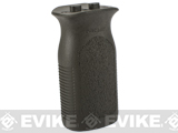 PTS Magpul Vertical Grip for MOE Airsoft Hand Guards - OD Green