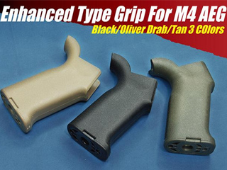 Matrix Speed Ergonomic Motor Grip for M4 M16 Series Airsoft AEG by Matrix (Color: Black)
