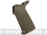 z Magpul MOE Grip for Real Steel AR / WA, G&P, King Arms, WE M4 Airsoft Gas Blowback Rifles - OD Green