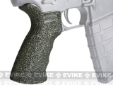 Black Water Spec. Ops. Custom Motor Grip for M4 M16 Series Airsoft AEG by King Arms - OD
