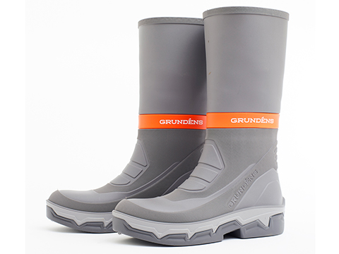 Grundens Deck-Boss Fishing Boot (Color: Grey / M9)