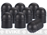 G&P Replacement Caps for Projectile Cap 40mm Airsoft Grenade Shell - Set of 9